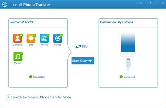 Jihosoft Phone Transfer crack
