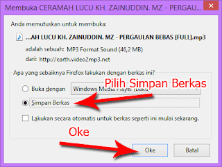 Cara Mendownload Video Youtube Menjadi MP3