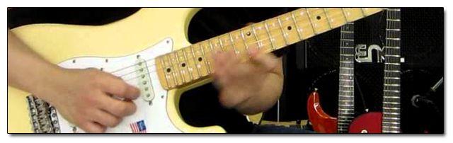 Cualidades de un Mástil o Diapasón de Guitarra Escalopado