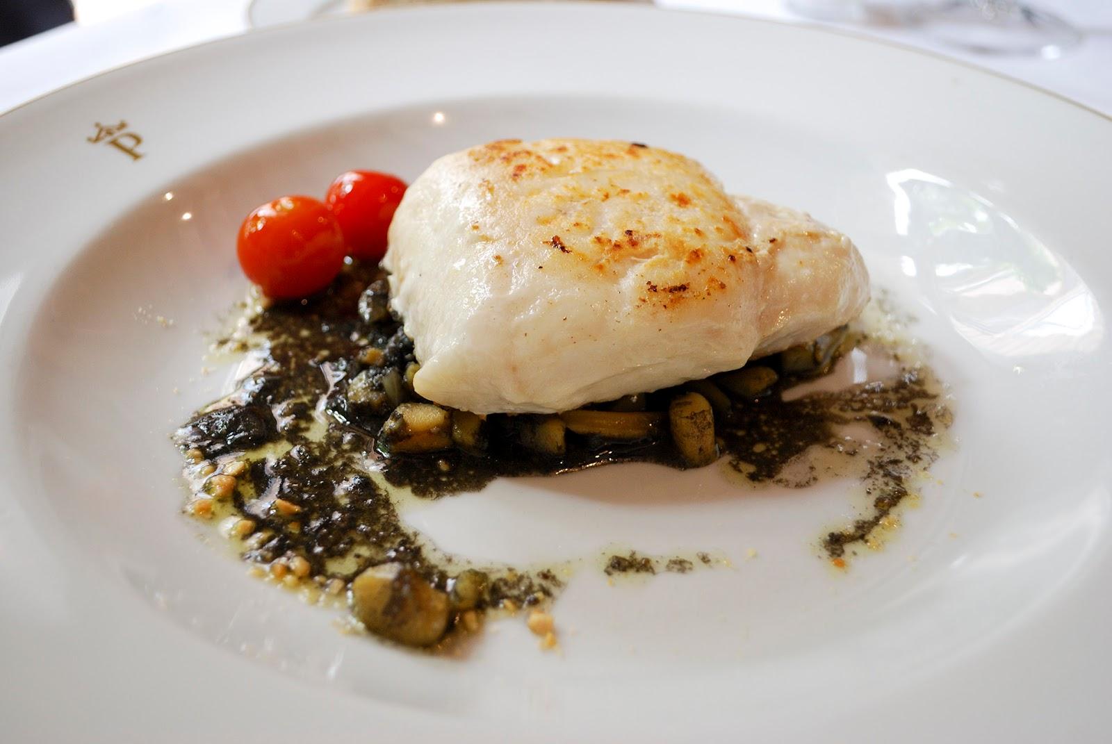 restaurante convento parador chinchon madrid menu