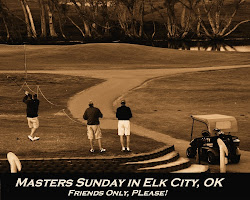 Masters Sunday in Elk City