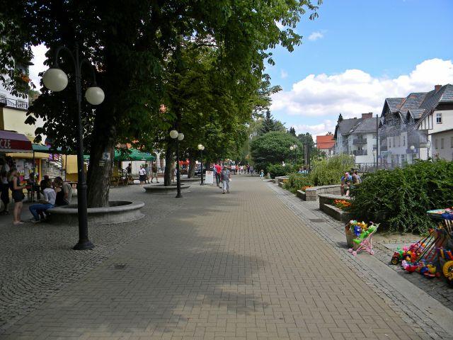 miasta polskie, uzdrowisko