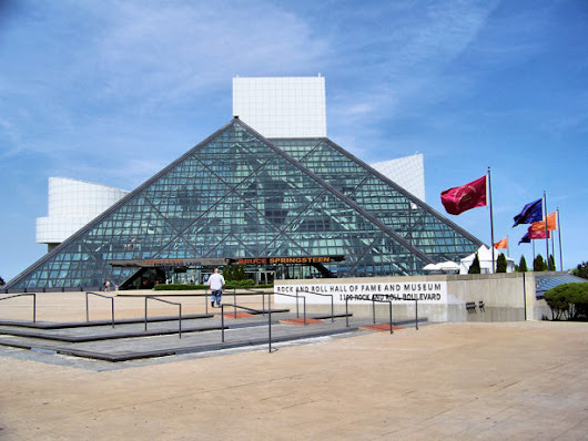 Rock & Roll Hall of Fame ~ Cleveland, OH