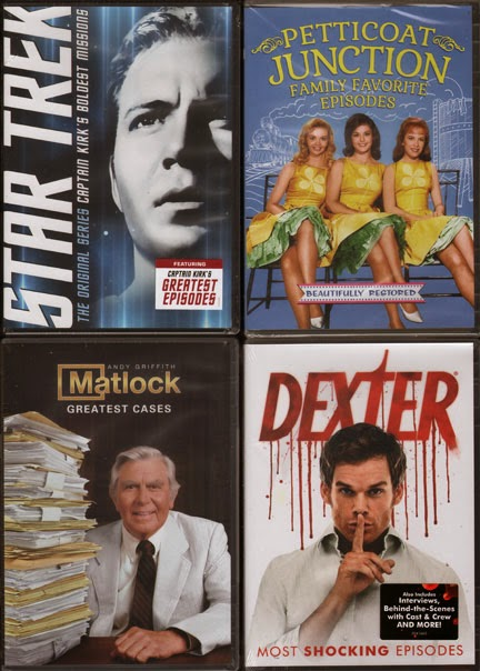 Boyce McClain's Collectors' Corner: Star Trek, Dexter