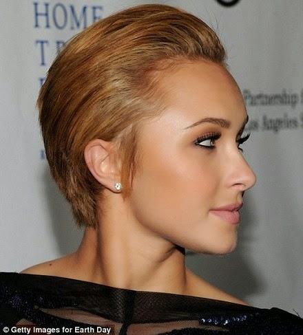 Peinado De Mujer Con Gel Para Atras Peinado