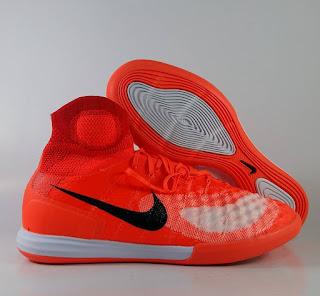 Nike MagistaX Proximo II Orange Sepatu Futsal Premium
