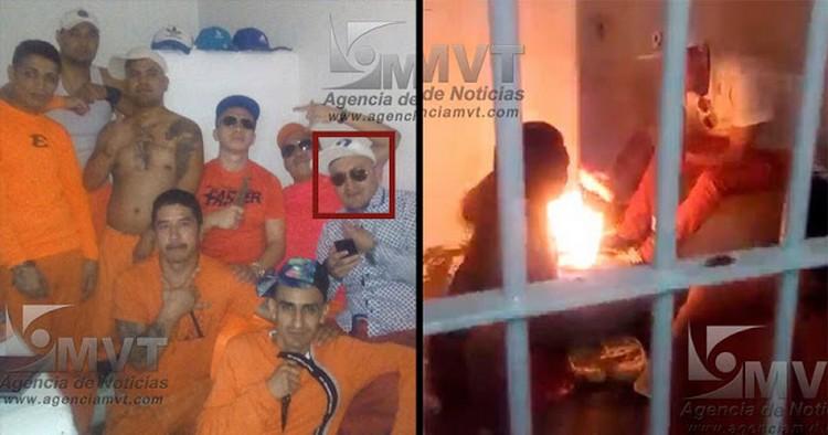"""El es """"El Tatos"""" el líder criminal que tortura y extorsiona y ejecuta en penales del Estado de México"""