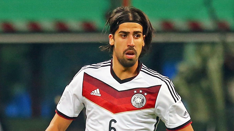 Jerman Sami Khedira Pemain Islam dan main manis