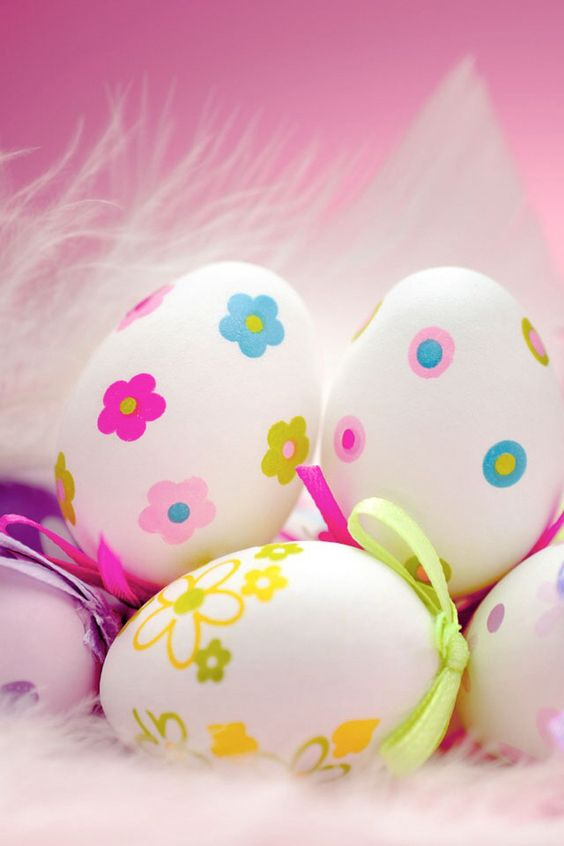 decorative Easter egg iPhone Wallpapers (1)