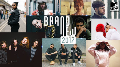MTV Brand New announce their shortlist for 2017
