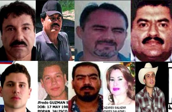 """""""El Mini Lic"""" delata a 125 integrantes del cártel de Sinaloa a El Mayo Zambada , Los Mayitos, Los Chapitos y El Chino Antrax"""