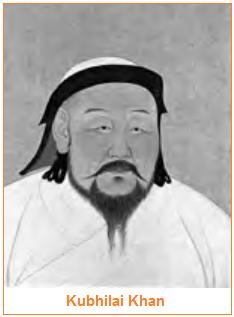Kaisar Kubhilai Khan - Sejarah Kerajaan Singasari - Berdiri hingga Runtuhnya Kerajaan Singasari
