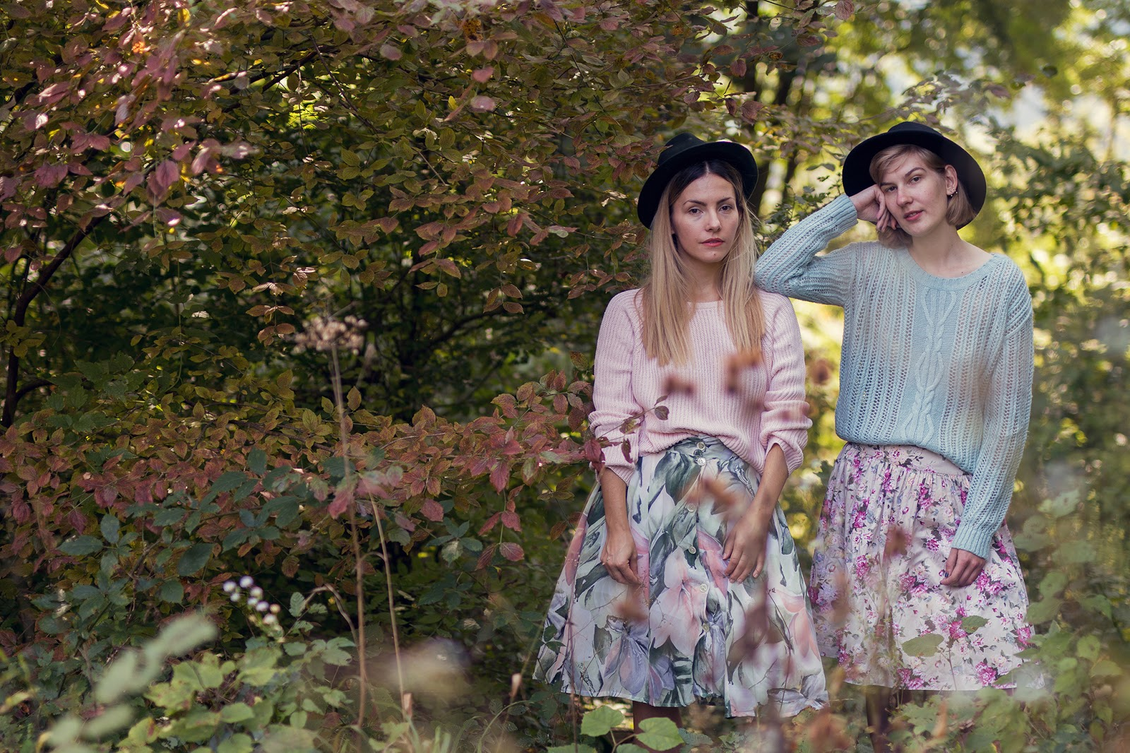 selma selimovic, filipa canic, youarethepoet, you are the poet blog, little barbie shop of horrors, horror barbies, haris rustemovic photography, fashion, Chloé - Color Palette, pastel,