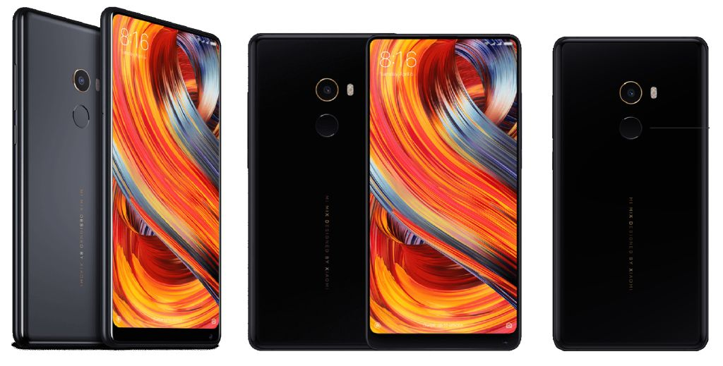 Xiaomi Mi MIX 2 (2017) with Specifications and Prices