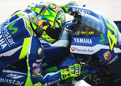 Jelang Akhir Musim, Rossi Mulai Ragu dengan Performa M1