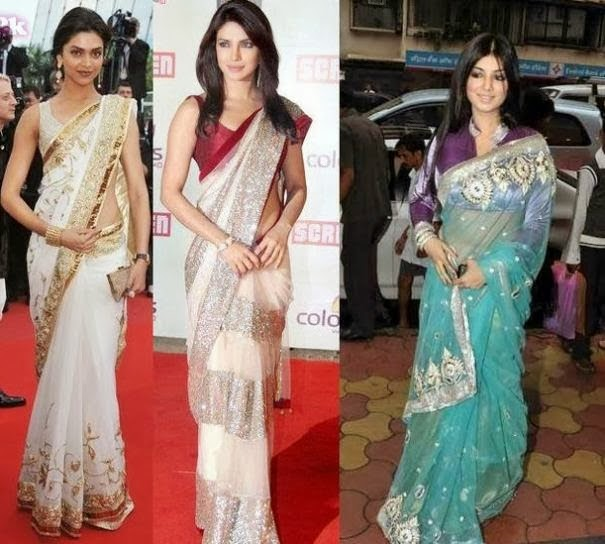 All About Fashion Beauty And Health: Saree Designs 2014