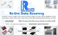 DATA RECOVERY AMPANG MALAYSIA