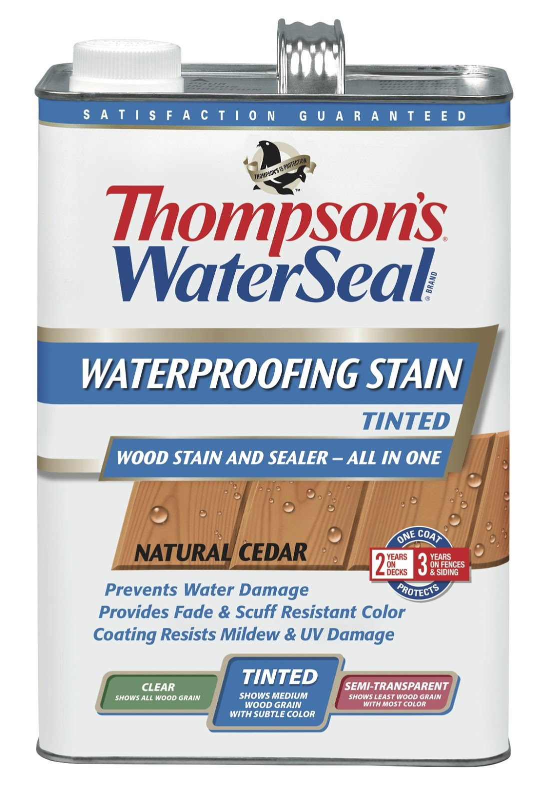 Sammi S Blog Of Life Thompson S Waterseal Giveaway