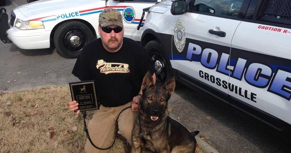 k9 police The first recorded use of police dogs was in france in the early 14th century ray allen manufacturing / k9handler team since i myself am a k9 trainer/handler.