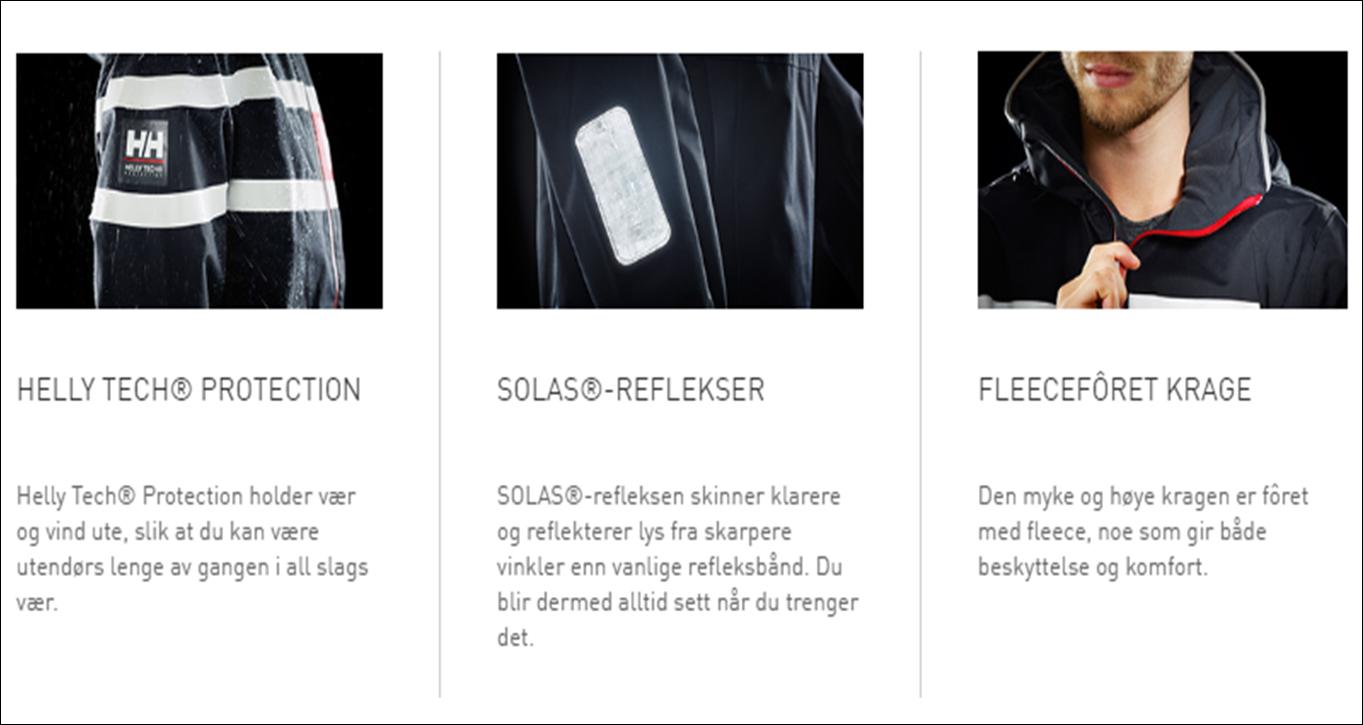 c7029942 PROFILBLOGGEN: Jakke - SALT POWER JACKET