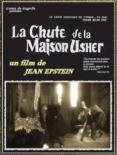 La Chute De La Maison Usher Film : chute, maison, usher, Tiago's, Brain, Dump:, Chute, Maison, Usher, (1928)