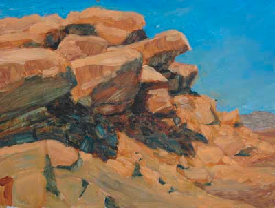 Oil Painting Classes Coming This Spring to the Desert