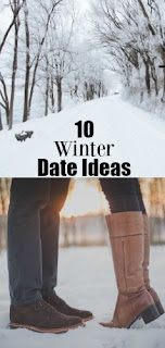 winter date ideas couples in the snow