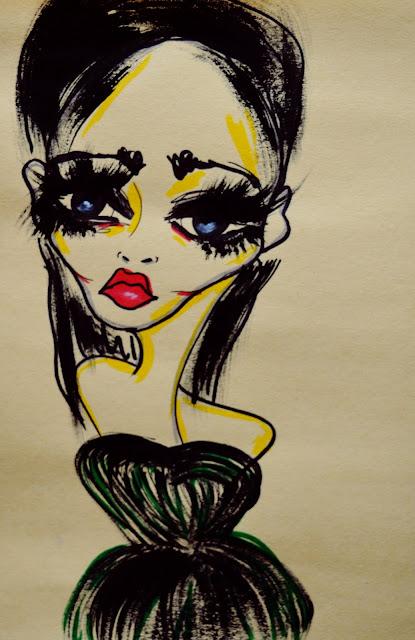 Bebee Pino illustration