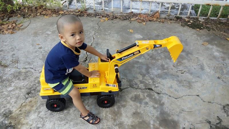 Perkembangan lil' Amin di usia 2 tahun