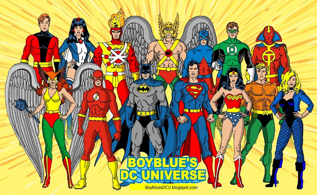Justice League of America 1970's satellite era 1980's, Nix Uotan