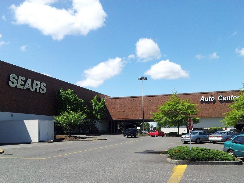The Mallmanac Extant Assets Tacoma Mall Tacoma Wa