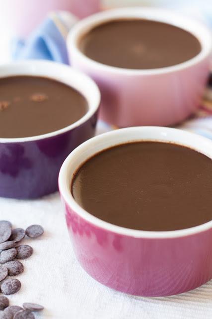Pečeni francuski čokoladni krem