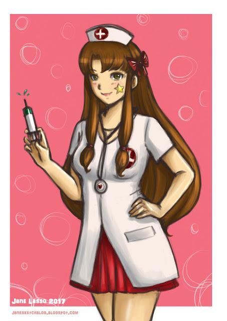 Melody enfermera