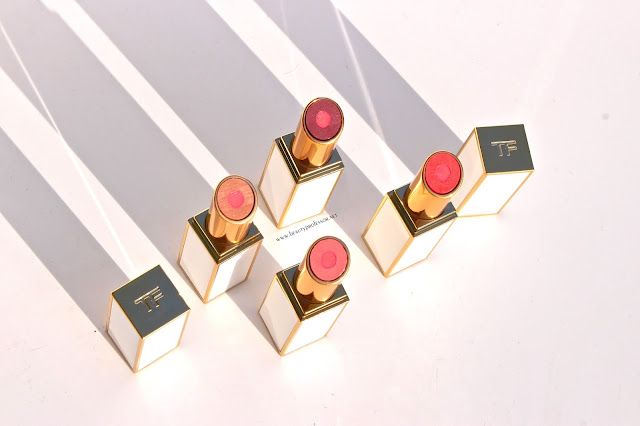 tom ford moisturecore lip color swatches