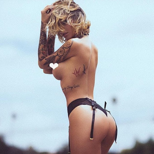 Get Lost In These 12 Tattooed Babes