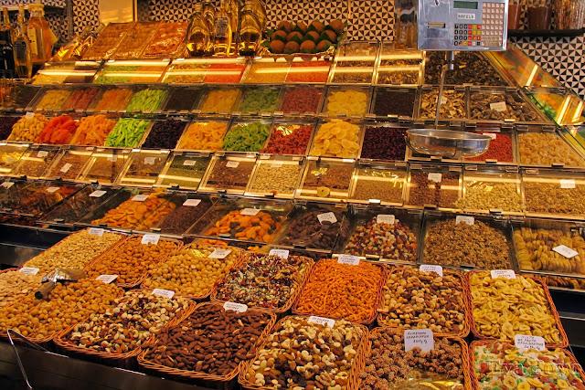 Mercado Boquería Barcelona