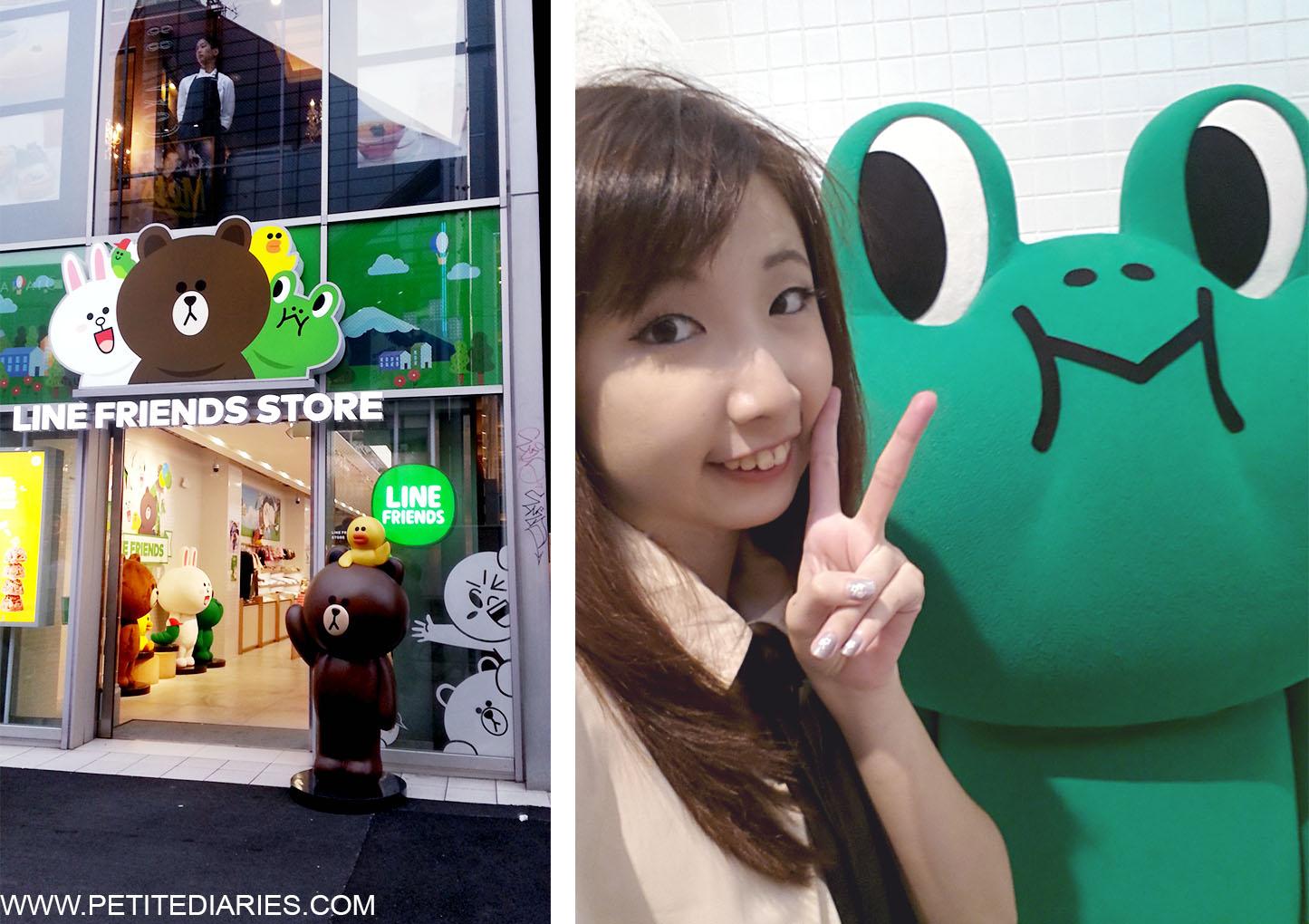 harajukuline store japan cute