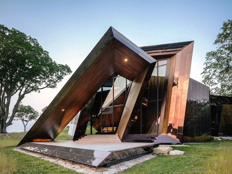 Foto Desain Rumah Unik di Indonesia