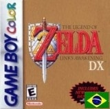 The legend of zelda - Links Awakening DX (BR)