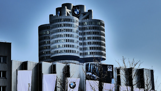 BMW Towers Munich