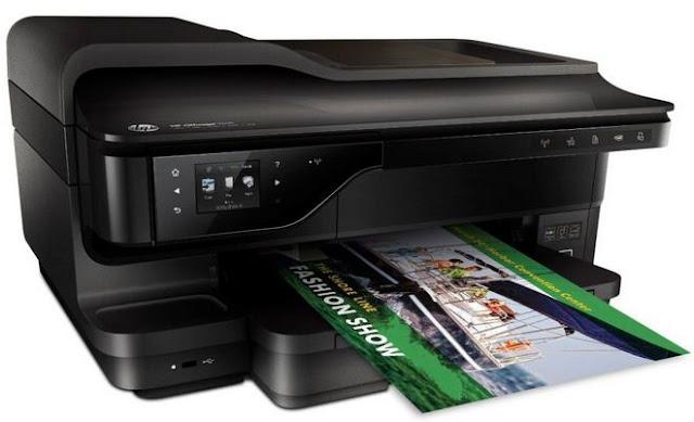 adalah sebuah printer keluaran HP seri Officejet yang dikhususkan untuk kebutuhan perkant Harga dan Review Printer HP Office Jet 7612 Terbaru