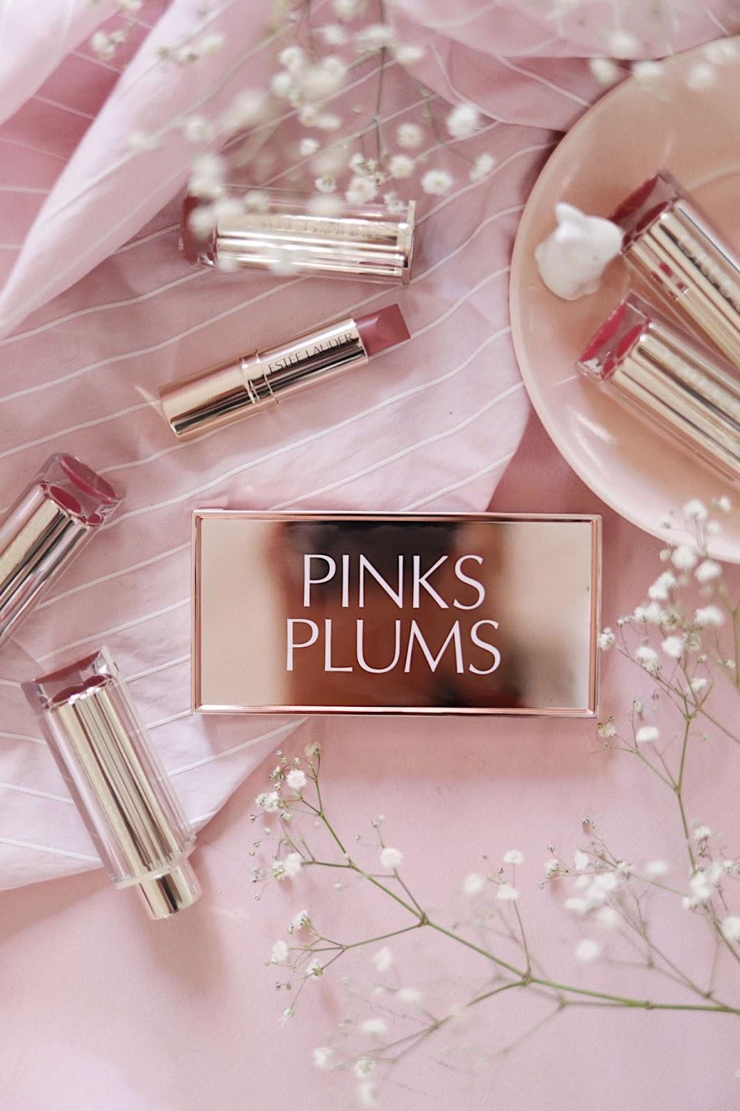 estée Lauder , pure color envy , pure colour envy palette , pinks+plums ,revue, avis , swatch , rose Mademoiselle , rose mademoiselle , blog beauté , paris