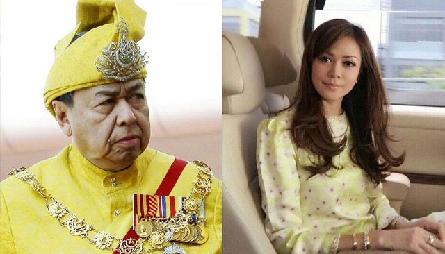 Gambar Pernikahan Sultan Selangor Dengan Norashikin Abdul Rahman