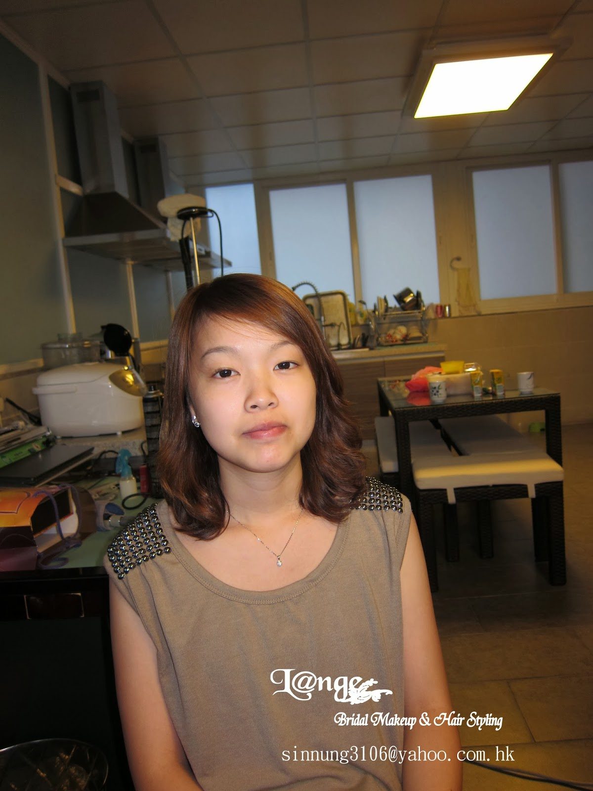 L@nge Bridal Makeup 專業新妝化妝: 姊妹化妝