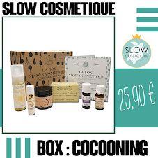 Box Slow Cosmetique : Cocooning