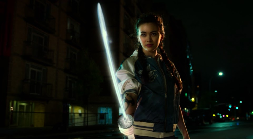 Colleen Wing, en la segunda temporada de Iron Fist
