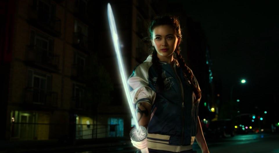 Colleen Wing, en la segunda temporada de Iron Fist