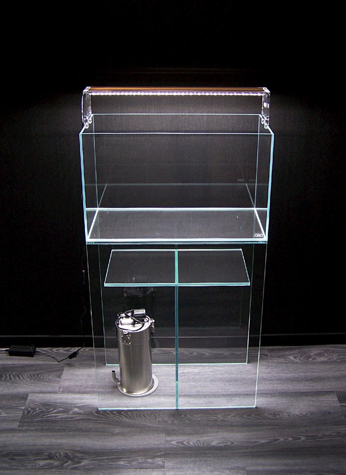 Một bể thủy sinh dùng đèn xịn của ADA