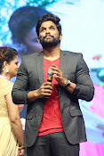 Allu Arjun at Oka Manasu Audio launch-thumbnail-6