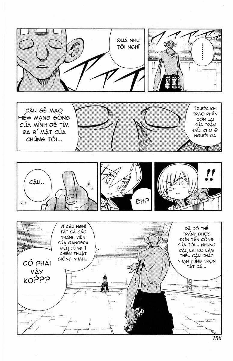 Shaman King [Vua pháp thuật] chap 223 trang 10